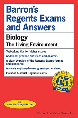 Barron's Regents Exams and Answers By Edwards, Gabrielle